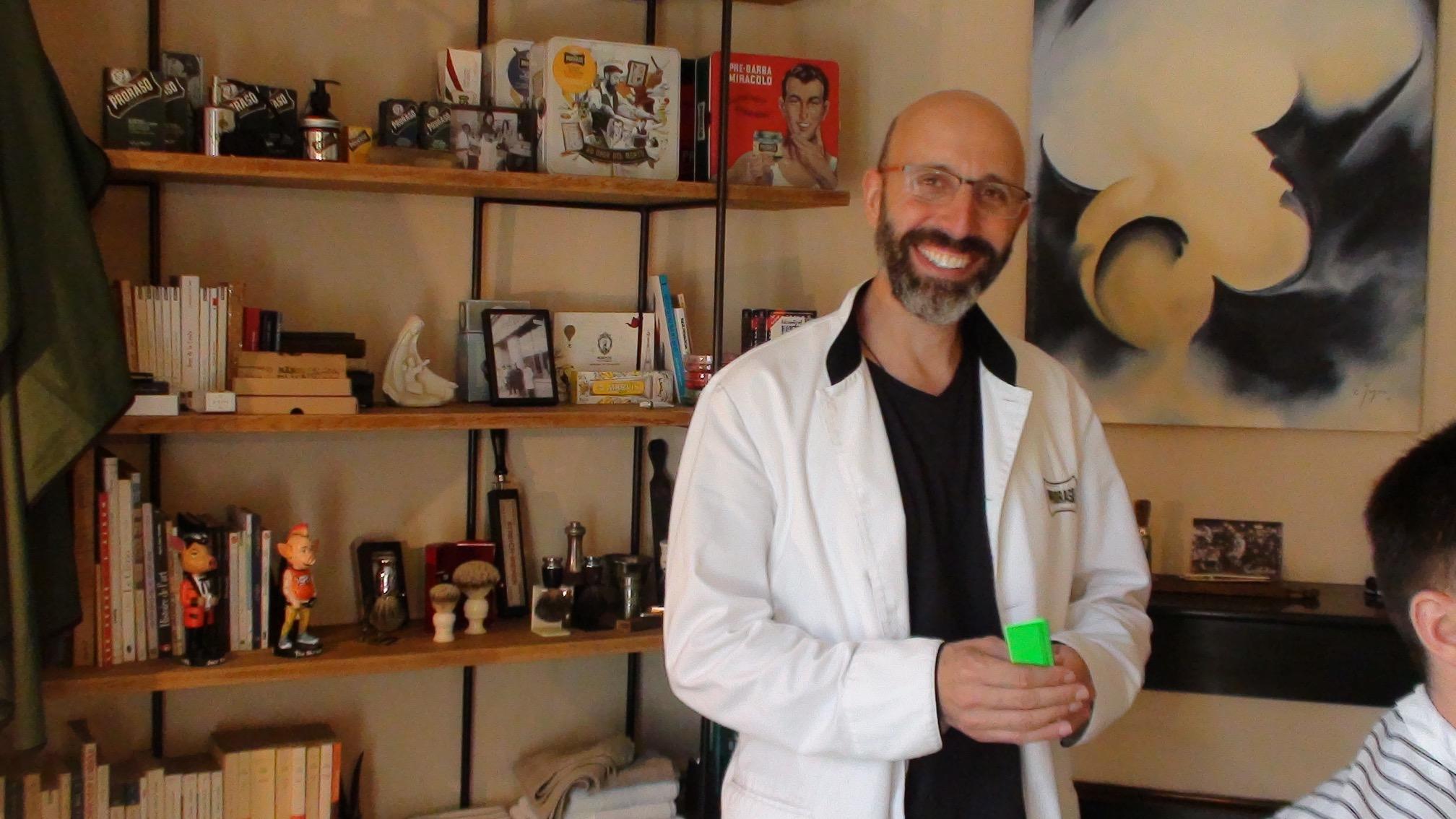 Christian barbier et blogueur